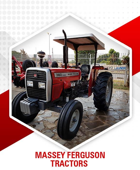 massey ferguson tractors zambia